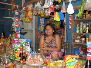 A small business owner I met while consulting to a nonprofit in South America.